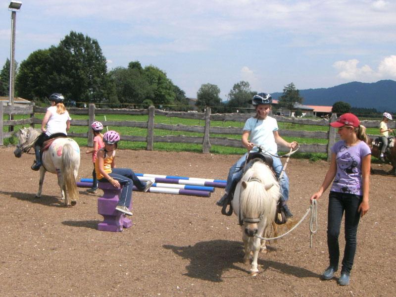 Ferienprogramm Kinder Reiterhof